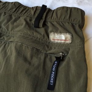 North Face convertible pants